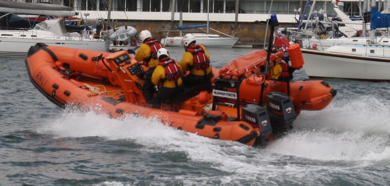 ILB launching to a shout at Open Day